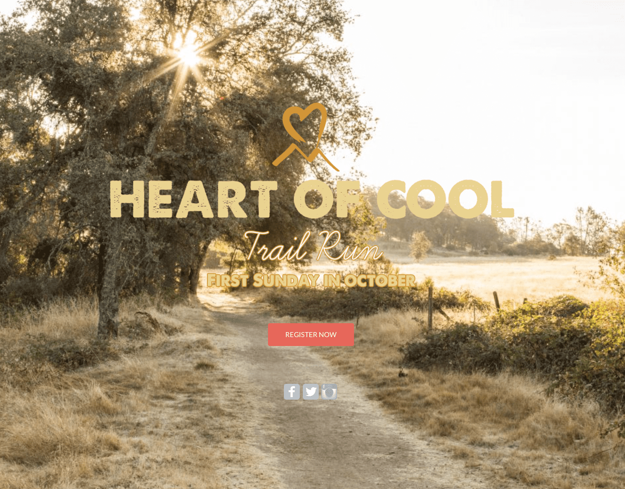 Heart Of Cool Trail Run